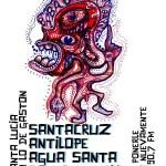 Afiche Variete No A La Megamineria 20110416