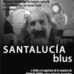Afiche Tendales: presentación de SANAT LUCÍA blus