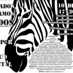 Afiche Concentración Día Salud Mental 2012
