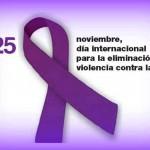 Dia Internacional Para la Eliminación de la Violencia Contra las Mujeres
