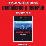 Afiche de la presentación del libro Socialismo o Muerte