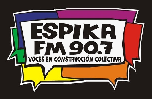 Logo de espika fm 90.7