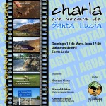 AficheCharlaInformativaPorElAgua_AlianzaPachamama