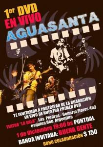 AguaSantaDVD